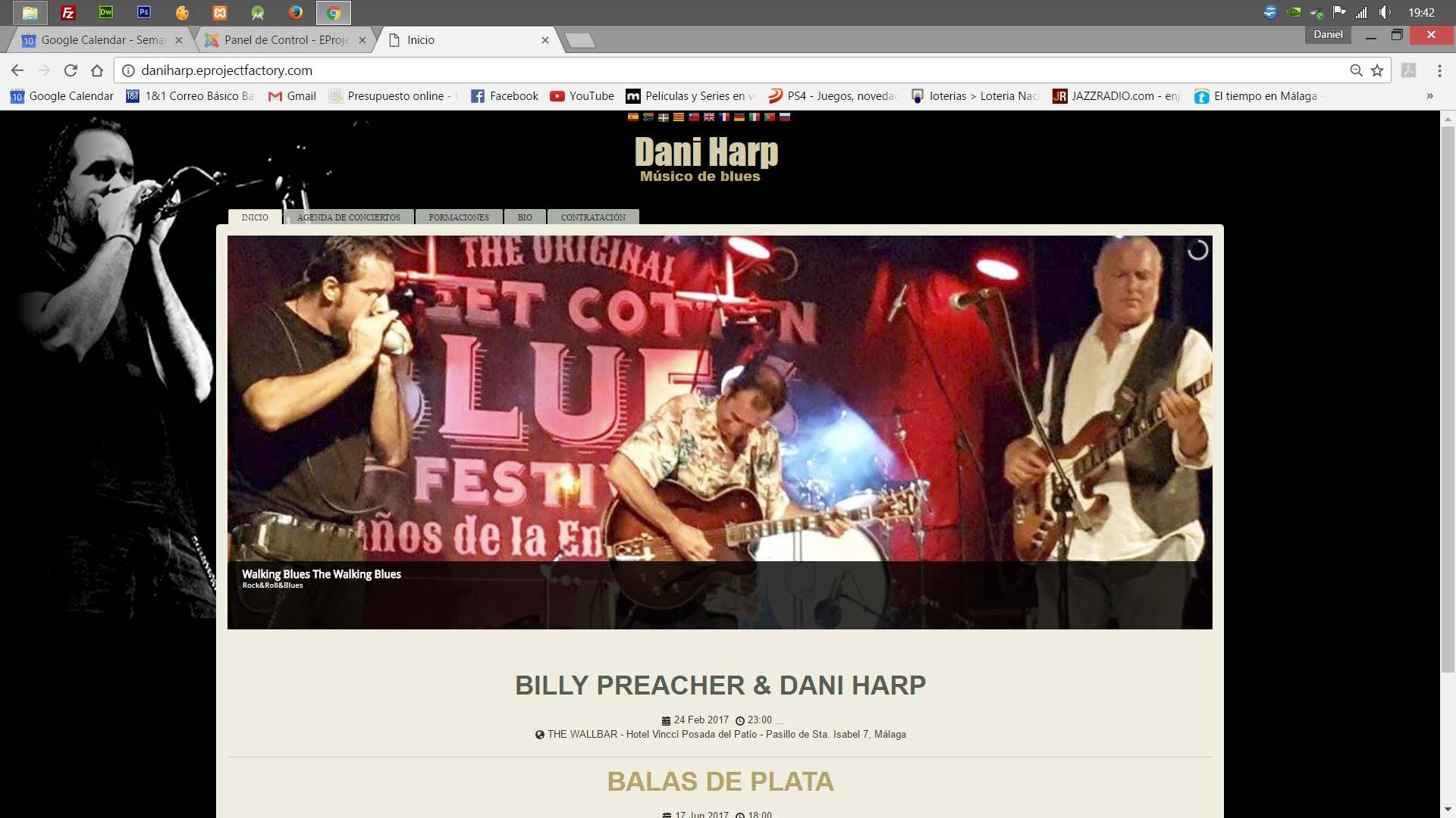 Dani Harp