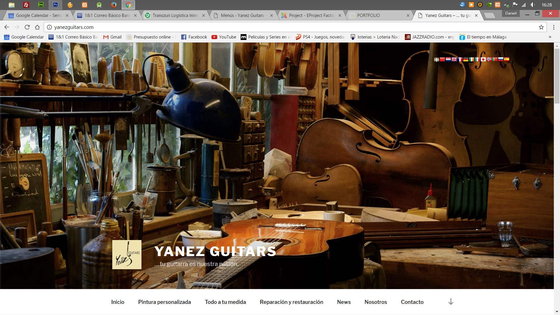 Yanez Guitars