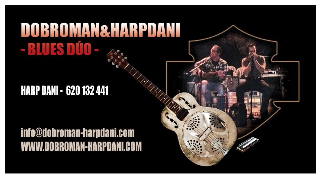 Tarjeta Harp Dani